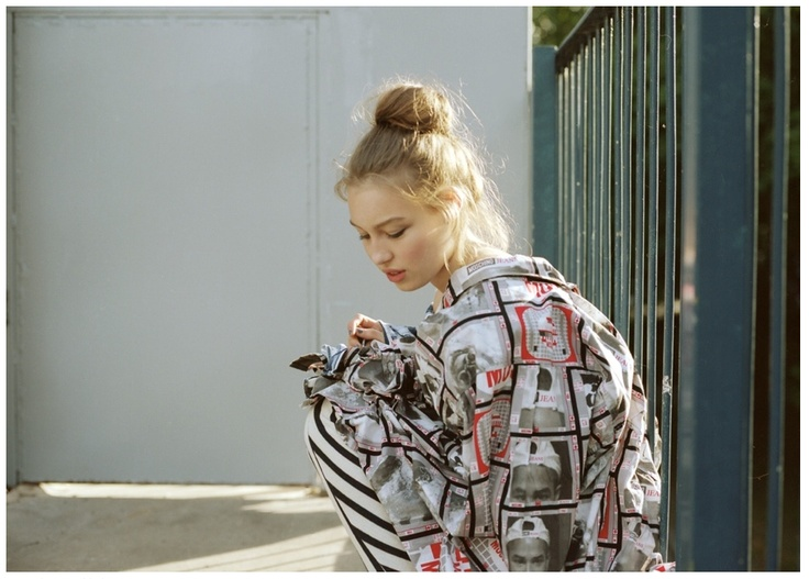 By Charlotte Hadden for Vice Style