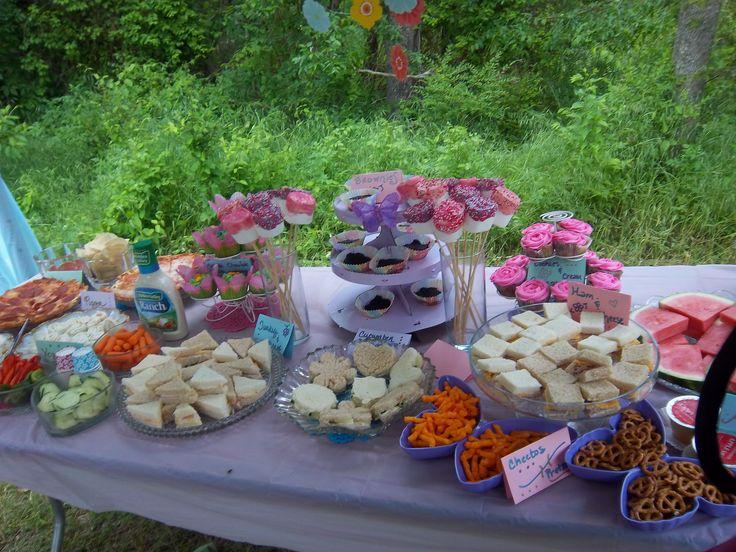 tea party food ideas party ideas decor pinterest