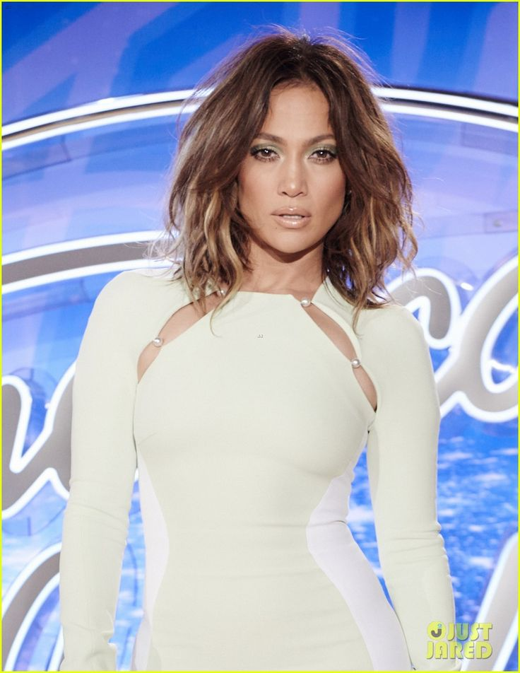 Jennifer Lopez Stuns in Tight Dress at 'American Idol' Auditions | American Idol, Jennifer Lopez Photos | Just Jared