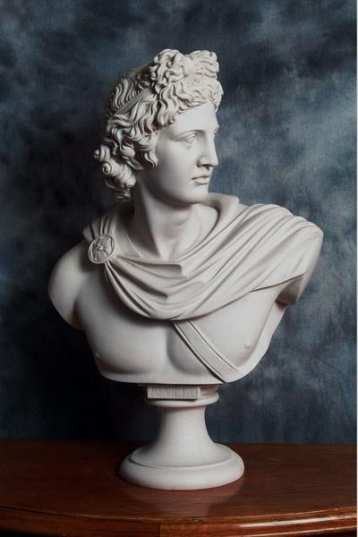 Marble Sculpture — Apollo Belvedere