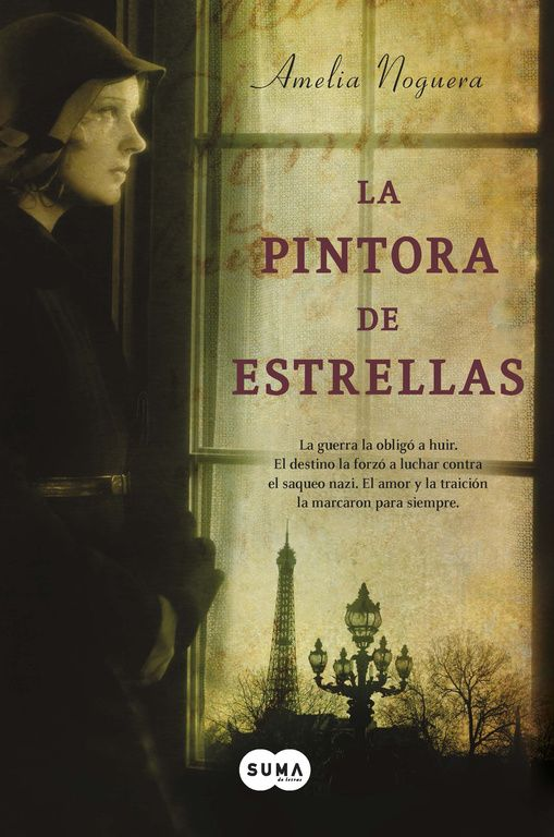 Una historia sobre el exilio, la guerra, la traición y el amor no correspondido. Un relato sobre el valor de una mujer y la memoria de un hombre que necesita redimir su pasado. http://melibro.com/la-pintora-de-estrellas-amelia-noguera/ http://rabel.jcyl.es/cgi-bin/abnetopac?SUBC=BPSO&ACC=DOSEARCH&xsqf99=1783211+