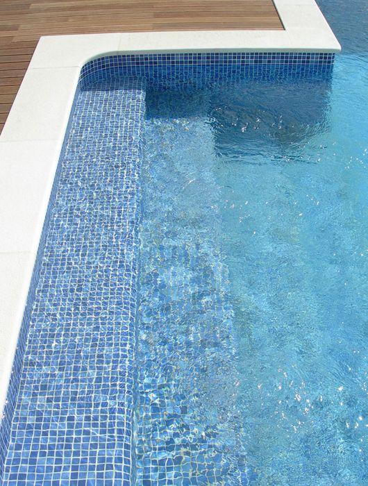 Les 25 meilleures id es de la cat gorie pastilhas para for Design piscine 47