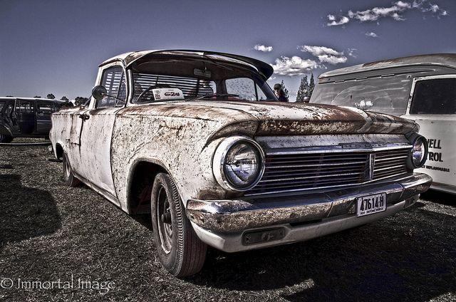 Holden EH Ute by MorganTalbot, via Flickr
