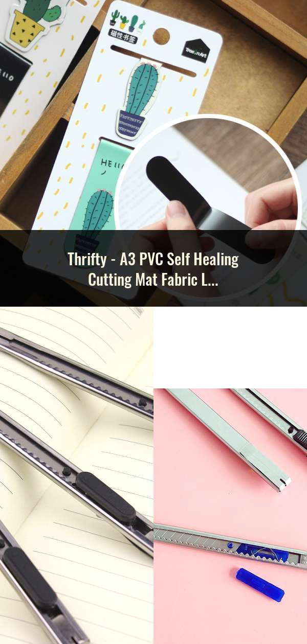 Diy Cutting Mat Pad Double Side Self-healing Fabric Leather Paper Craft Non Slip Cut Board Tools Craft Art Supplies Cutting Mats Office & School Supplies