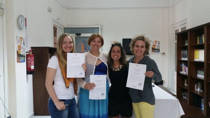 #Certificates  www.accademia-italiana.it