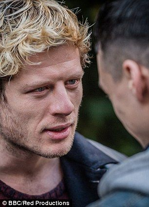 The character of Tommy Lee Royce (played by James Norton) in the first series of Happy Valley