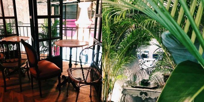 [台北]在台北感受巴黎沙龍的優雅!打動每個女生的蔬食餐酒館「élément 原蔬」