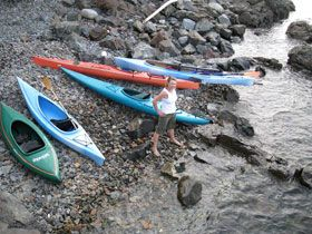kayak rentals with free delivery and pick up