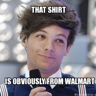 Louis Tomlinson Memes   One Direction Memes - One Direction Photo (33151042) - Fanpop fanclubs