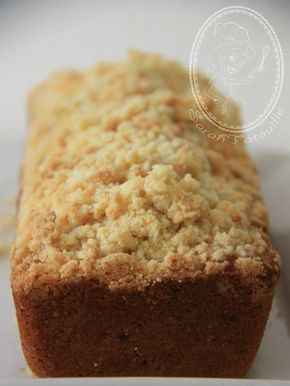 CAKE A LA BANANE CROUSTILLANT DE MICHALAK