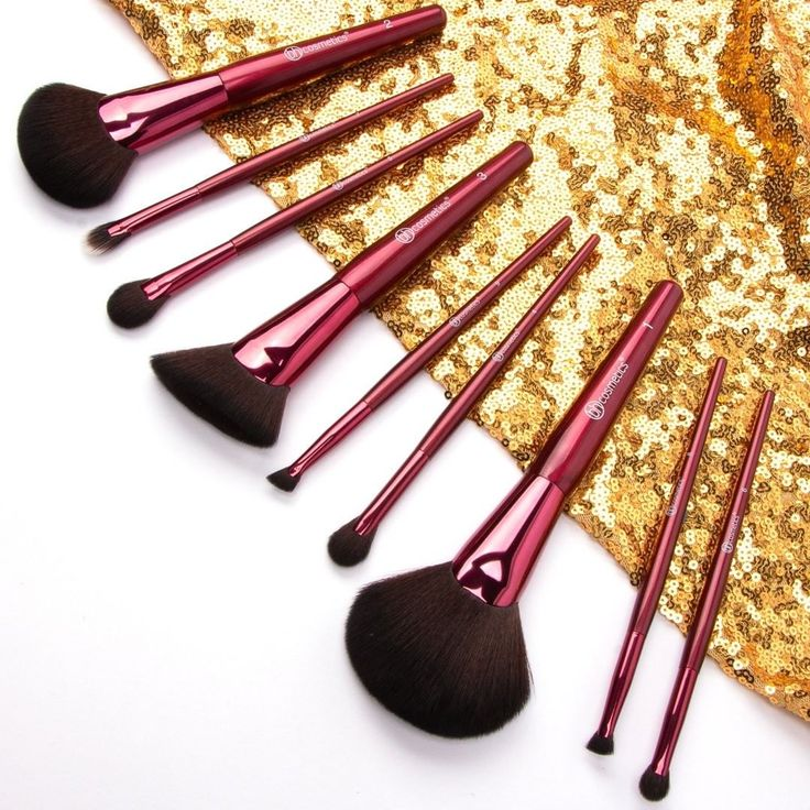 » bh cosmetics 9 Einzel Fan Brushes « GlamJunkies
