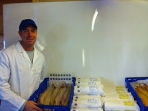 If you want to know what sets our Smoked fish apart from any other. Take a look a this article, an interesting look at the history of fish smoking in Grimsby and how the PGI status on Traditional Grimsby Smoked Fish has raised the profile on this age old method and put Grimsby back on the map!  Fortunately for our customers it means that we can have Freshly caught fish, filleted and smoked one day and in your home the next. Can't get much fresher smoked fish than that!