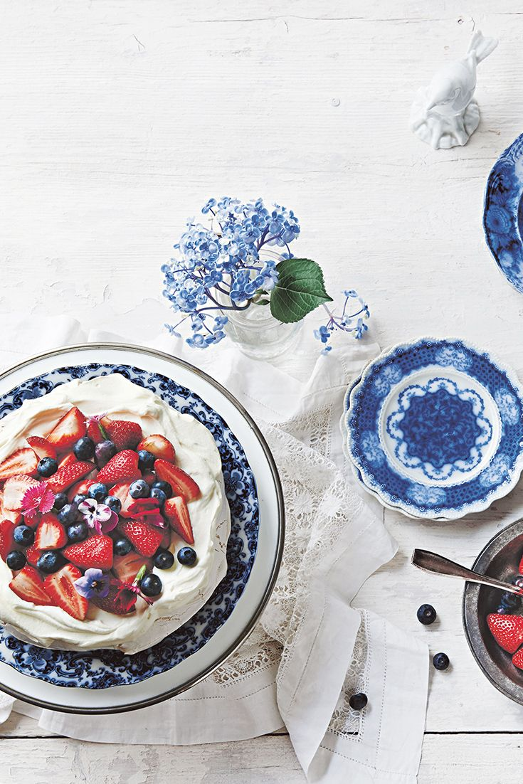 Grandma's Pavlova: Everyone has a family recipe. What's yours?