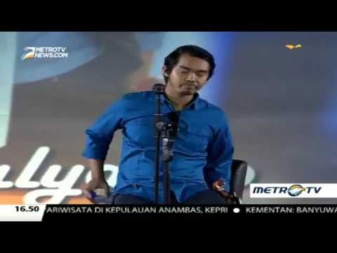 Dodit Mulyanto ~ Stand Up Comedy Terbaru 8 November 2015 Metro TV FULL