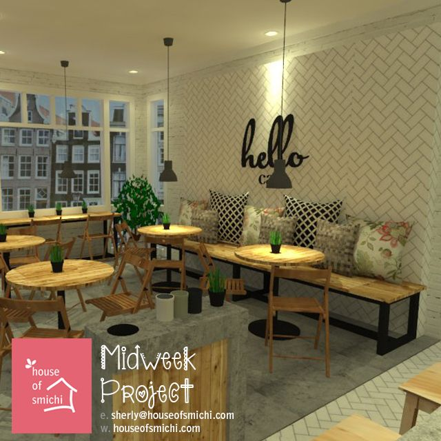 Inspired by the Scandinavian look of colors and simple set of layout.  Originally designed by House of Smichi. ♥