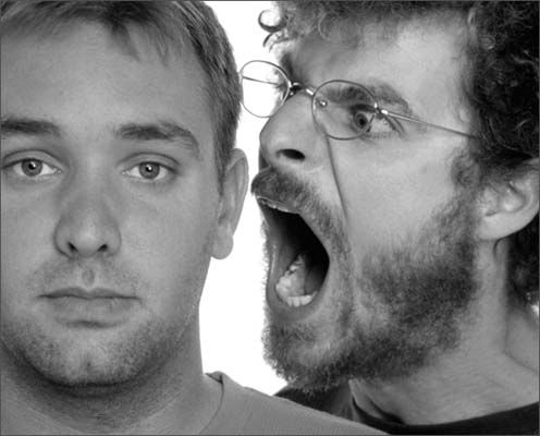 Trey Parker and Matt Stone's new project Book of Mormon | Humor ...