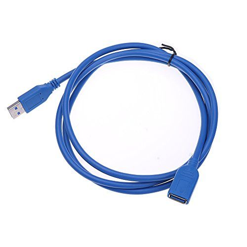 Cable Alargador USB 3.0 Macho a Hembra Cable Extensor Conexión de Alta Velocidad de Transmisión hasta a 5Gbps - https://realidadvirtual360vr.com/producto/cable-alargador-usb-3-0-macho-a-hembra-cable-extensor-conexin-de-alta-velocidad-de-transmisin-hasta-a-5gbps-tipo-a-1-5-metros-universal/ #RealidadVirtual #VirtualReaity #VR #360 #RealidadVirtualInmersiva