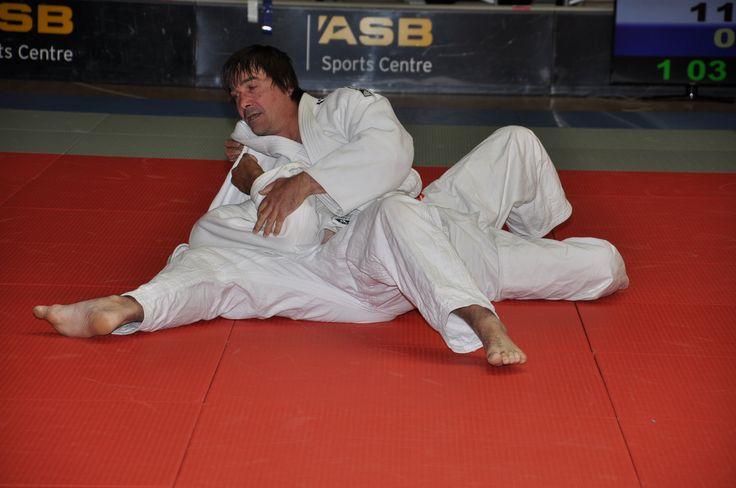 2013 New Zealand National Judo Championships, ASB Stadium, Wellington October 27