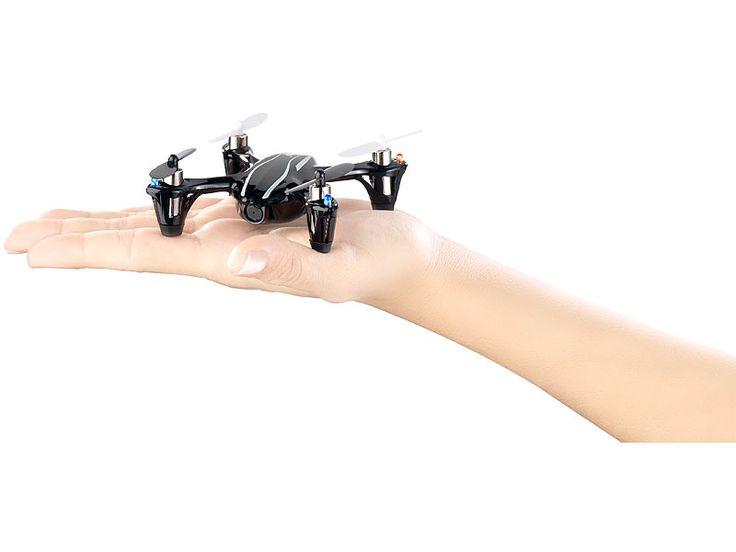 #Quadrocopter GH-4.CAM mit HD-Kamera & Funkfernsteuerung Vollendete Flugeigenschaften: die winzige Kamera-Drohne mit 4 Rotoren
