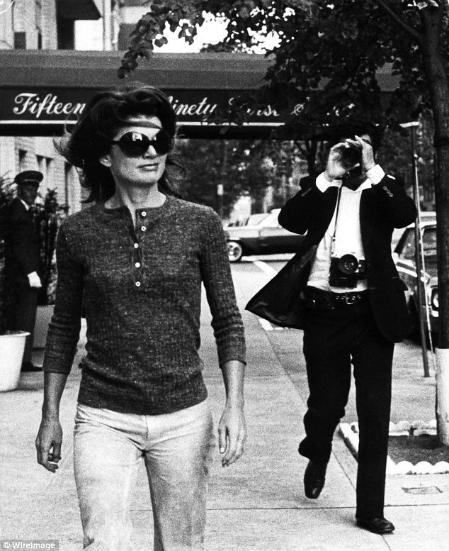 'King of Paparazzi' Ron Galella, who had restraining order from Jackie O, releases book of his iconic celebrity images