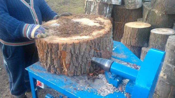 33 Best Images About Home Made Log Splitters On Pinterest