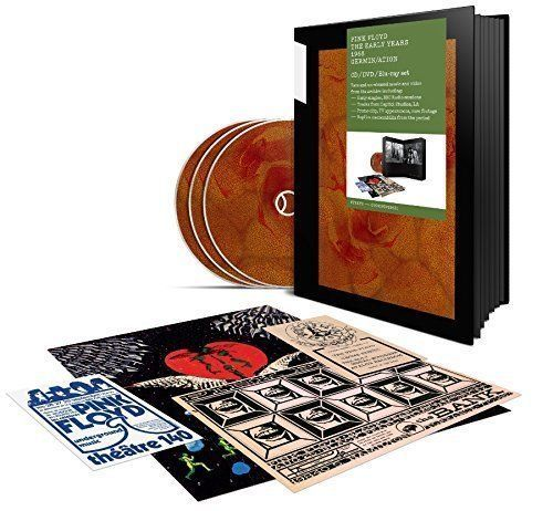 Pink Floyd -  1968 Germin/Ation- CD+DVD+BLURAY  NUOVO SIGILLATO