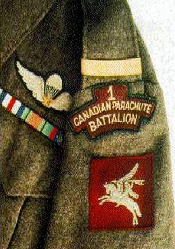 first canadian parachute battalion - Buscar con Google