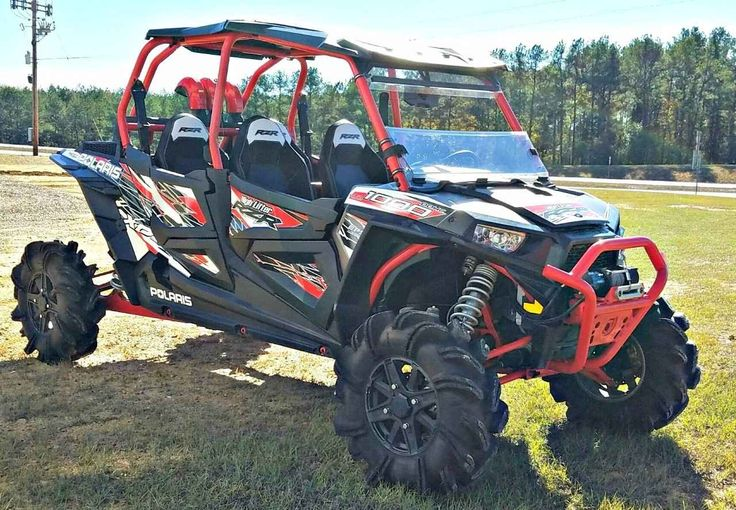 Used 2016 Polaris RZR XP 4 1000 EPS ATVs For Sale in Mississippi. 2016 Polaris RZR XP 4 1000 EPS - High Lifter EditionPrice: $17,995.00Location: Road and Track PowersportsAvailability: In StockYear: 2016Manufacturer: Polaris IndustriesModel: RZR XP 4 Seater 1000 EPS HIGH LIFTER EDITION New/Used: UsedMiles: 270Primary Color: HIGHLIFTERCondition: ExcellentTitle: CleanStock #: P17-048A1 OWNER - ADULT OWNED - PREVIOUS CUSTOMER - Has a top as well as a windshield **ZERO DOC - ZERO FREIGHT - ZERO…