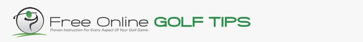 Free Online Golf Tips | Golf instruction videos, tuition, tips and lessons