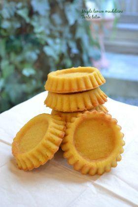 「メープルレモンマドレーヌ」よう | お菓子・パンのレシピや作り方【corecle*コレクル】