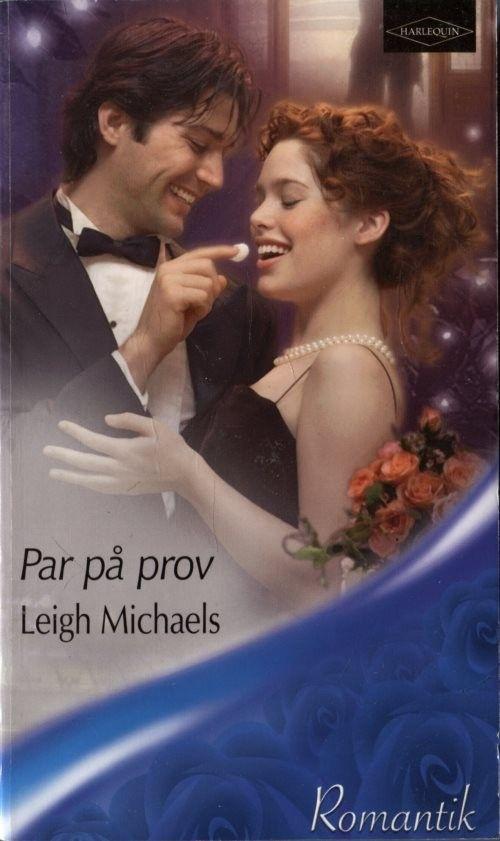 Harlequin Romantik - Par på prov (Leigh Michaels)  Begagnad Harlequin bok i bra skick ---- Byt in dina utlästa böcker hos oss mot andra! Vi köper, säljer och byter al