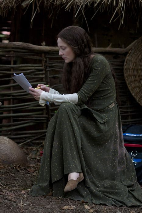 Robin Hood Lady Marian   ... :Cate Blanchett as Lady Marion in Ridley Scott's Robin Hood (2010