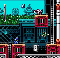 Title:NES Megaman Redo Mockup Pixel Artist:Snake