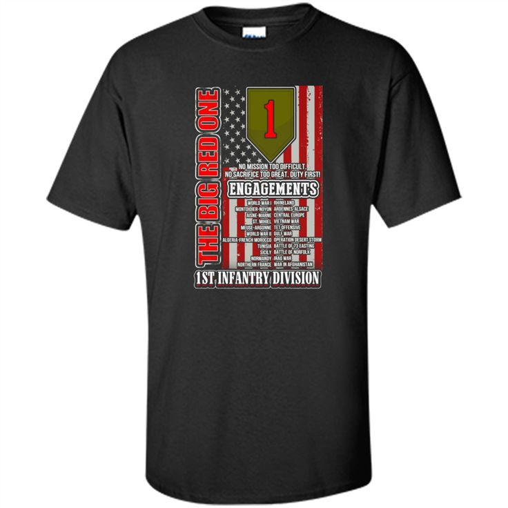 1st Infantry division - The big red one