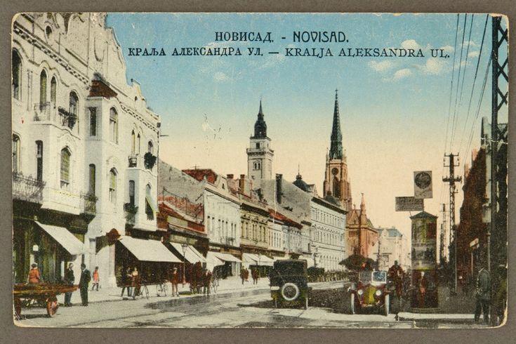 НОВИ Сад : Краља Александра улица - Дигитална БМС