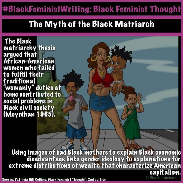 Black matriarchy