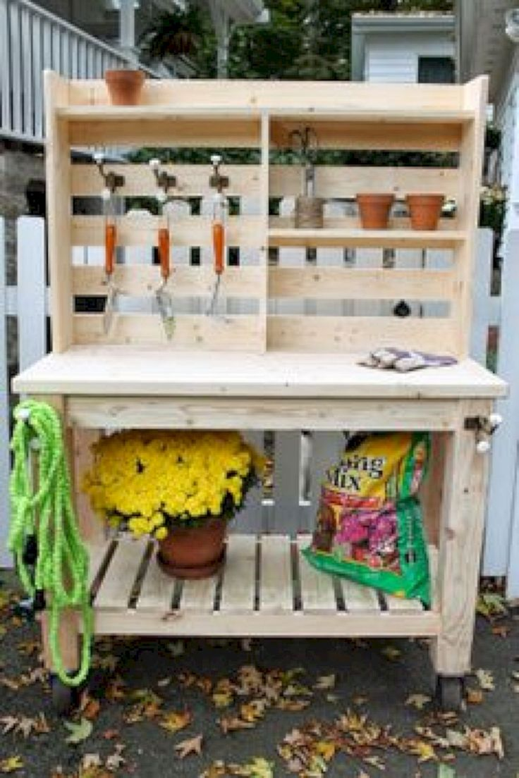 Cool 75+ Genius and Low-Budget DIY Pallet Garden Bench for Your Beautiful Outdoor Space https://decoredo.com/6042-75-genius-and-low-budget-diy-pallet-garden-bench-for-your-beautiful-outdoor-space/