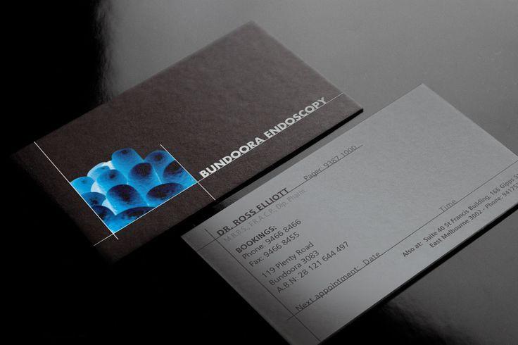 Logo development - Bundoora Endoscopy
