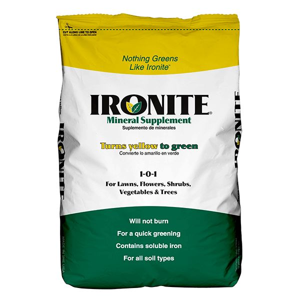 Ironite® Mineral Supplement 1-0-1 - Lawn & Grass Fertilizers | Pennington