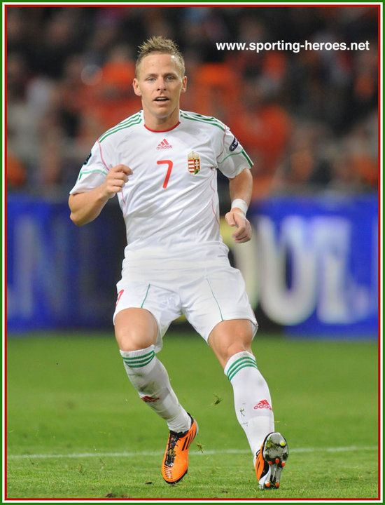 Balazs Dzsudzsak - Hungary - UEFA European Championships 2012 Qualifying