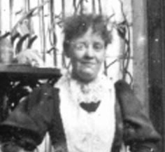 """Mary """"Poly"""" Ann Nichols (Jack the Ripper's first confirmed victim)."""