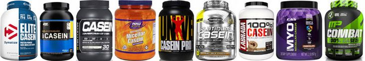 Top 5 Best Casein Protein Powders: How to Pick the Right One