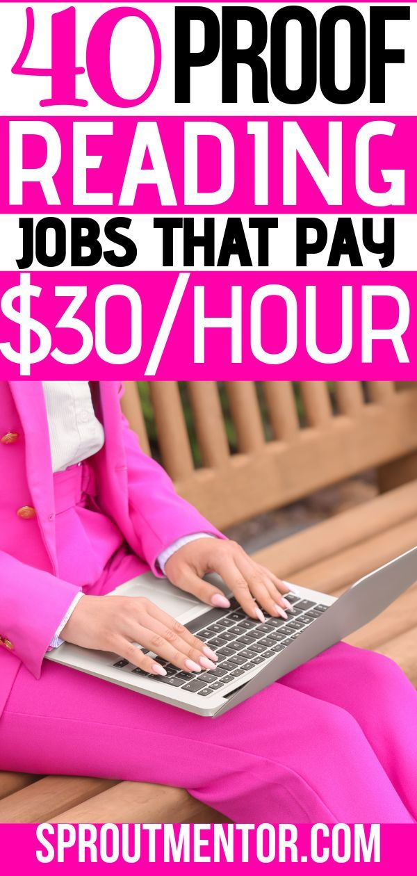 45 Entry Level Online Proofreading Jobs From Home – Hildah  Work From Home Jobs
