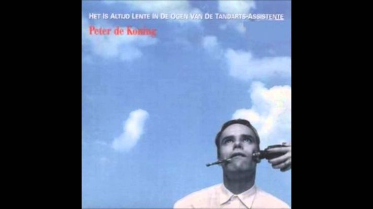 1995 PETER DE KONING het is altijd lente in de ogen van de tandarts assi...