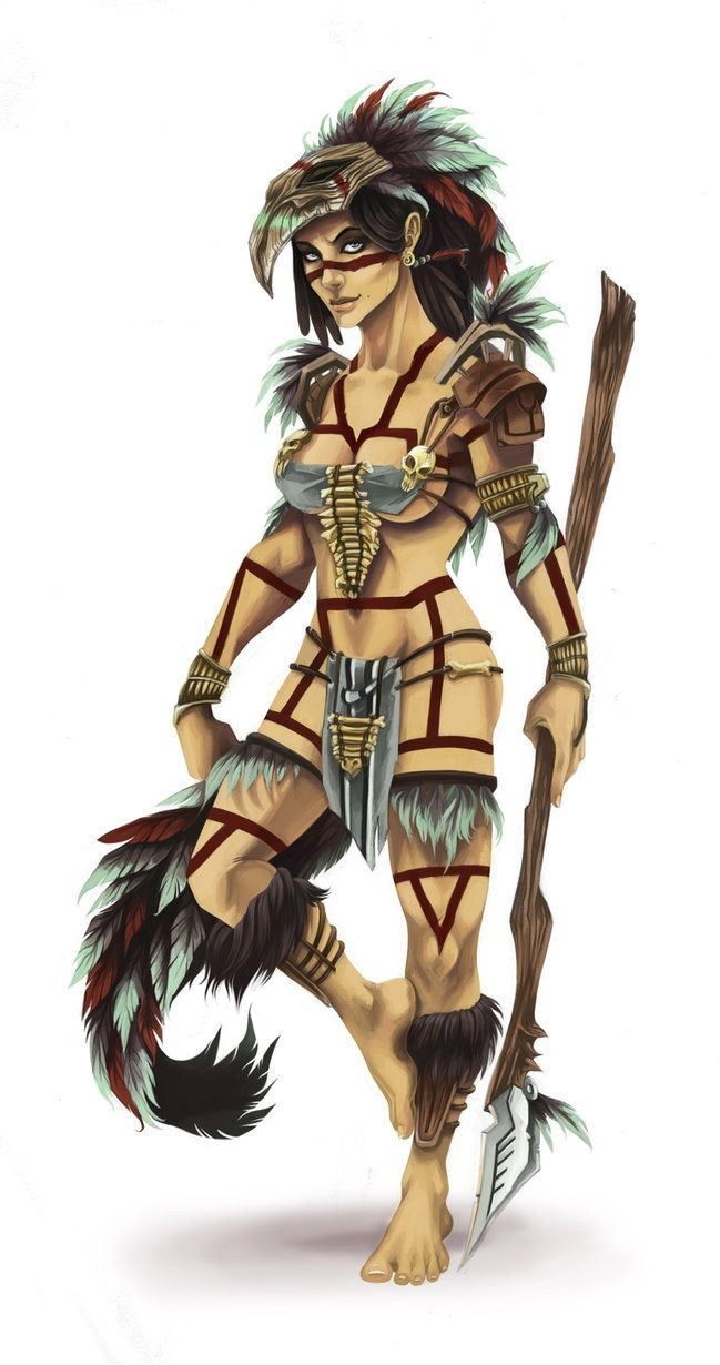 Dungeons Amp Dragons Female Barbarians Inspirational In