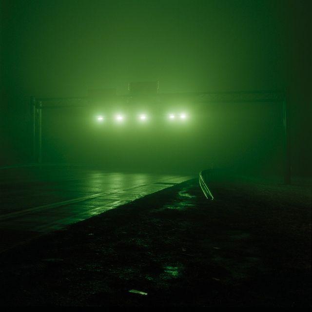 Exit 24 off I-90, near Erie, Pennsylvania (2005) ©Jeff Brouws.