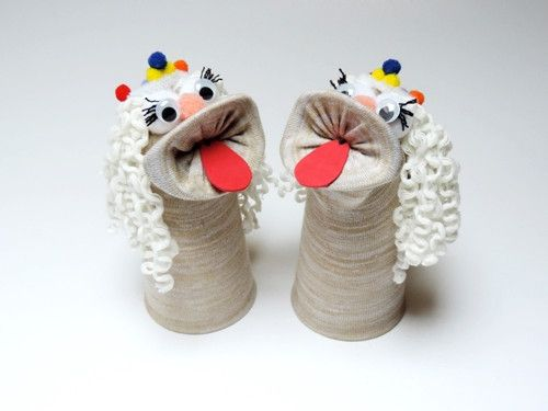 Maňásek ponožkáček bambulínka. č.1036 https://www.fler.cz/emilly-emm-2