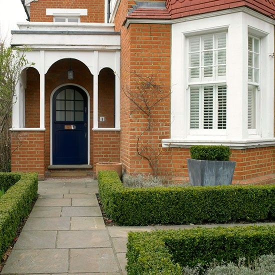 Edwardian Front Garden Design Ideas: 67 Best Front Garden Images On Pinterest