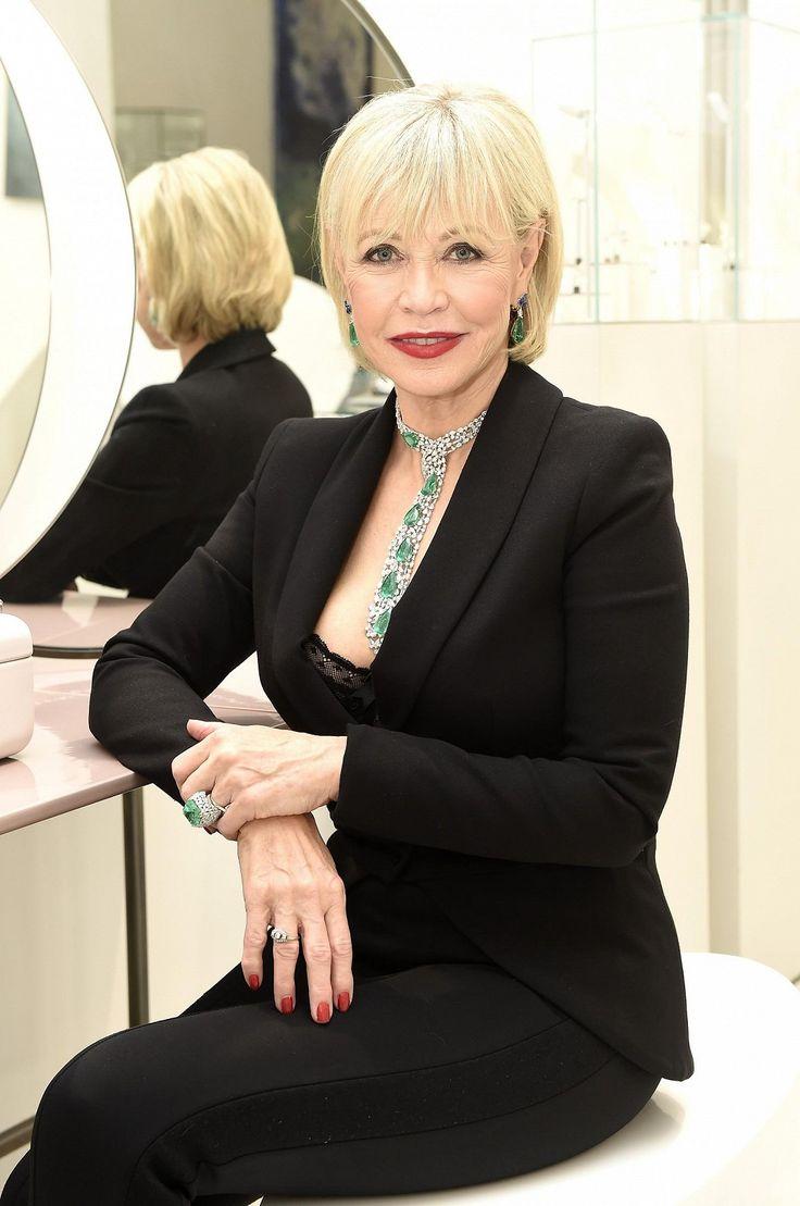 Jana Švandová je i po sedmdesátce velmi atraktivní žena.