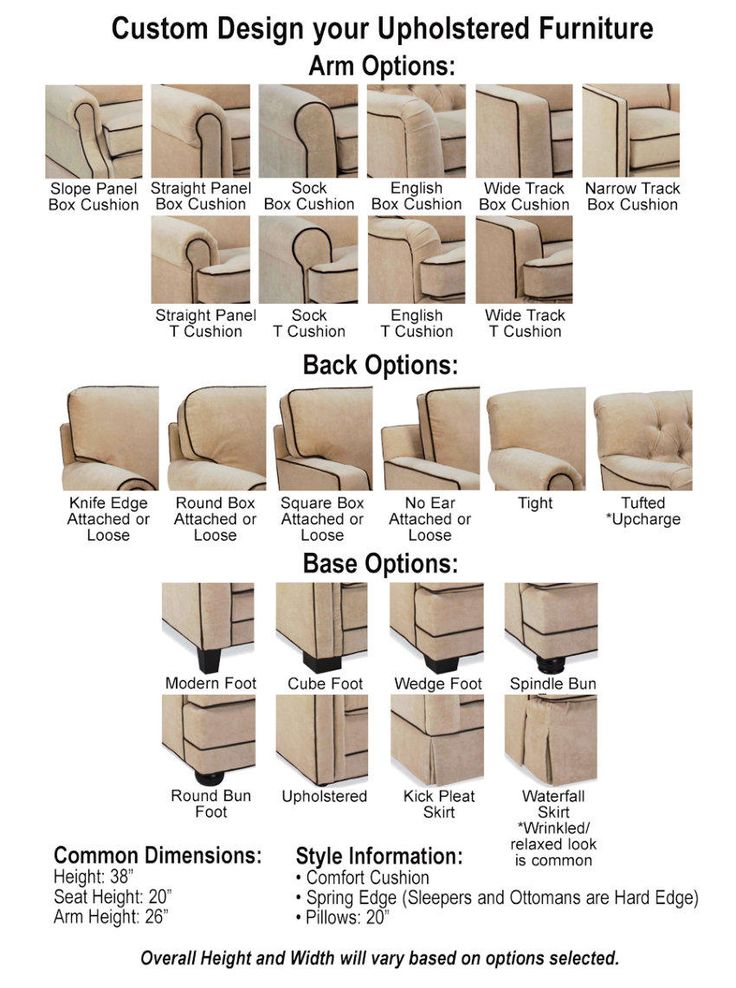 Punch Interior Design Furniture Options ~ Temple tailor made options penn dutch furniture